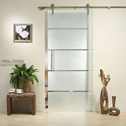 Glass Glazed Partition